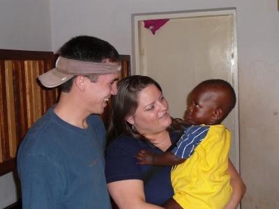Judah Meets His Parents on Monday, April 2,2007