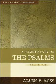 Ross Psalms Commentary