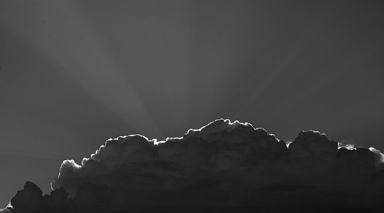 Clouds and Rays