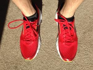 Half-Marathon Shoes 1