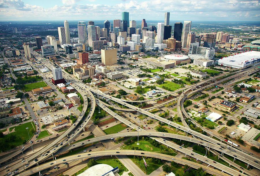 Relaunching From Houston