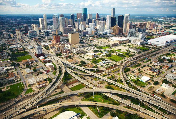 Houston Aerial
