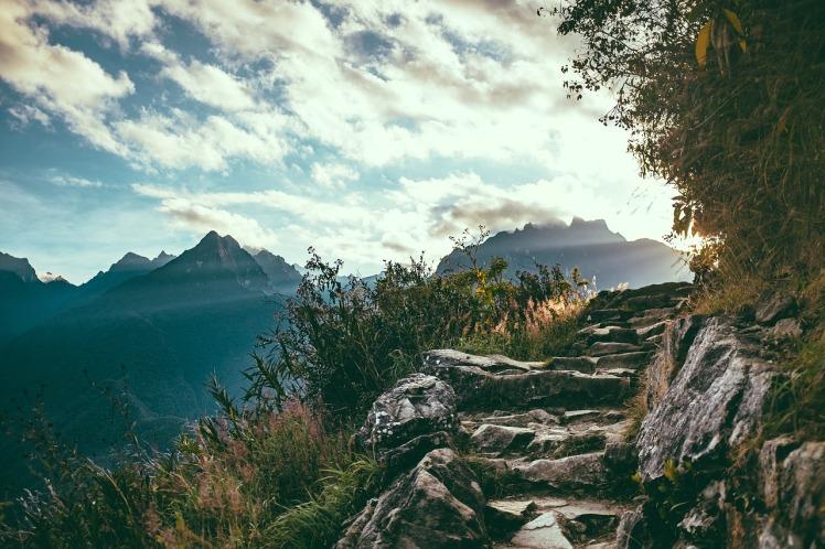 Trail Clouds
